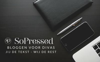 Bloggen voor Diva's